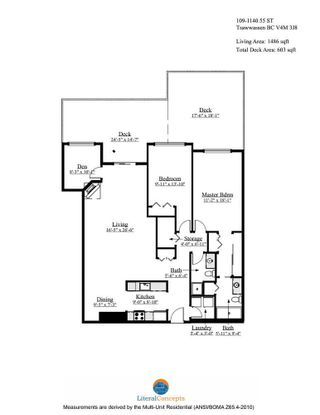 "Photo 28: 109 1140 55 Street in Delta: Tsawwassen Central Condo for sale in ""TSAWWASSEN GREENE"" (Tsawwassen)  : MLS®# R2617101"