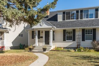 Main Photo: 147 Amiens Crescent SW in Calgary: Garrison Woods Semi Detached for sale : MLS®# A1154672