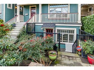"""Photo 20: 1512 GRAVELEY Street in Vancouver: Grandview VE Townhouse for sale in """"COMMERCIAL DRIVE"""" (Vancouver East)  : MLS®# V1127306"""