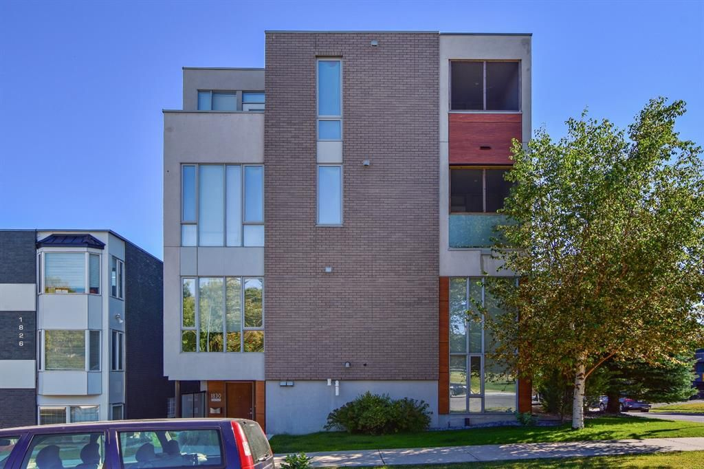 Main Photo: 1830 17 Street SW in Calgary: Bankview Row/Townhouse for sale : MLS®# A1101808