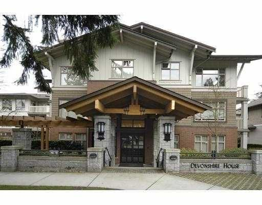 """Main Photo: 304 2083 W 33RD Avenue in Vancouver: Quilchena Condo for sale in """"DEVONSHIRE HOUSE"""" (Vancouver West)  : MLS®# V764756"""