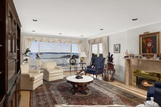 Photo 3: 3565 Beach Dr in Oak Bay: OB Uplands House for sale : MLS®# 865583