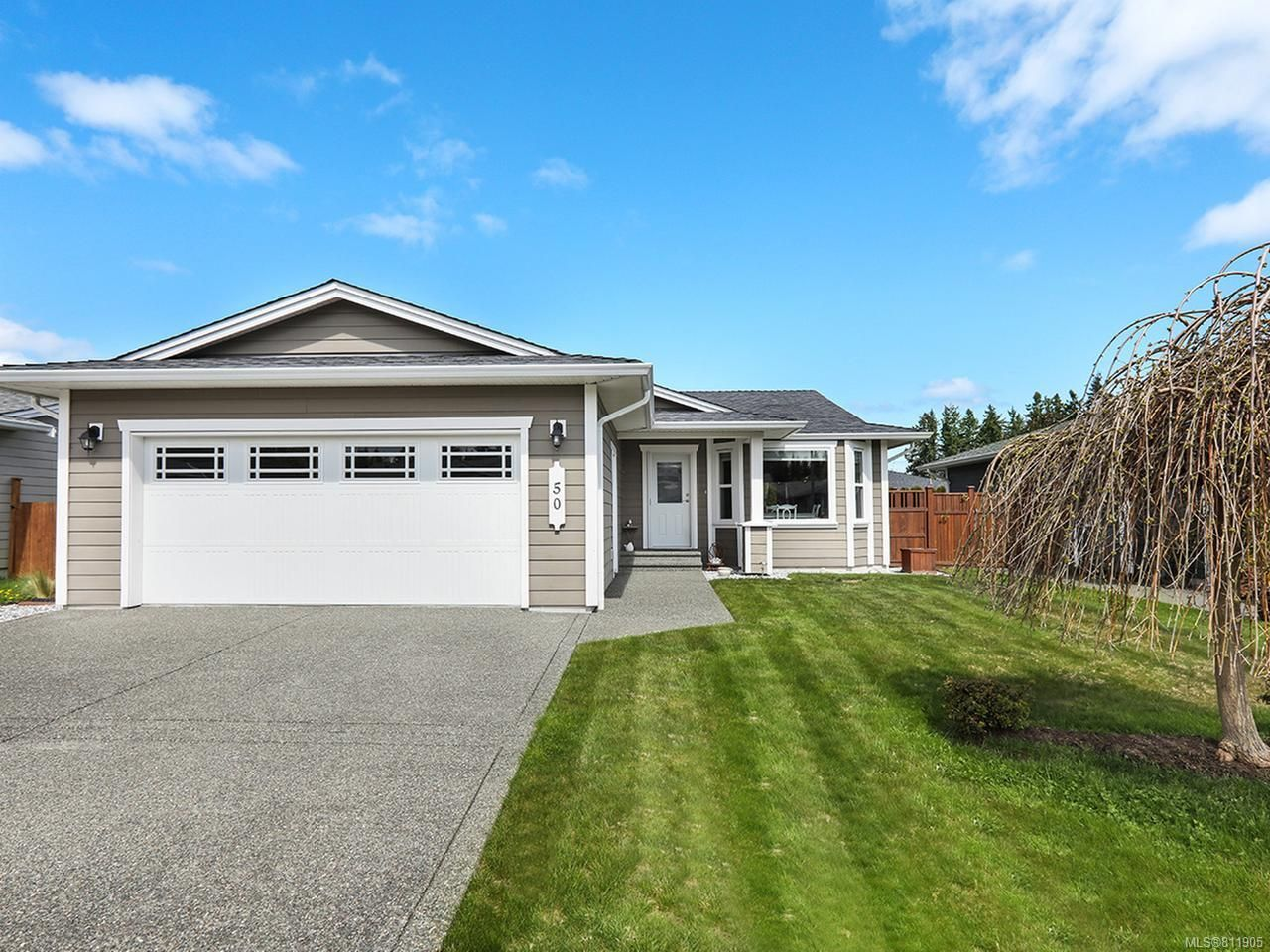Photo 1: Photos: 50 Carolina Dr in CAMPBELL RIVER: CR Willow Point House for sale (Campbell River)  : MLS®# 811905