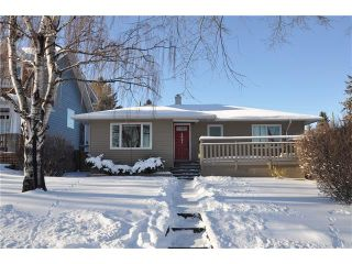 Photo 1: 3031 25 Street SW in Calgary: Richmond House for sale : MLS®# C4092785