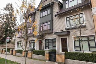 """Photo 1: 4933 MACKENZIE Street in Vancouver: MacKenzie Heights Townhouse for sale in """"MACKENZIE GREEN"""" (Vancouver West)  : MLS®# R2126903"""