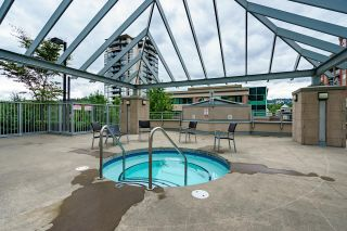 """Photo 28: 2508 2968 GLEN Drive in Coquitlam: North Coquitlam Condo for sale in """"GRAND CENTRAL II"""" : MLS®# R2603634"""