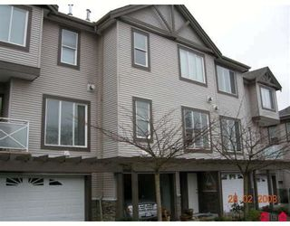 """Photo 1: 12 15133 29A Avenue in Surrey: King George Corridor Townhouse for sale in """"STONEWOODS"""" (South Surrey White Rock)  : MLS®# F2813237"""