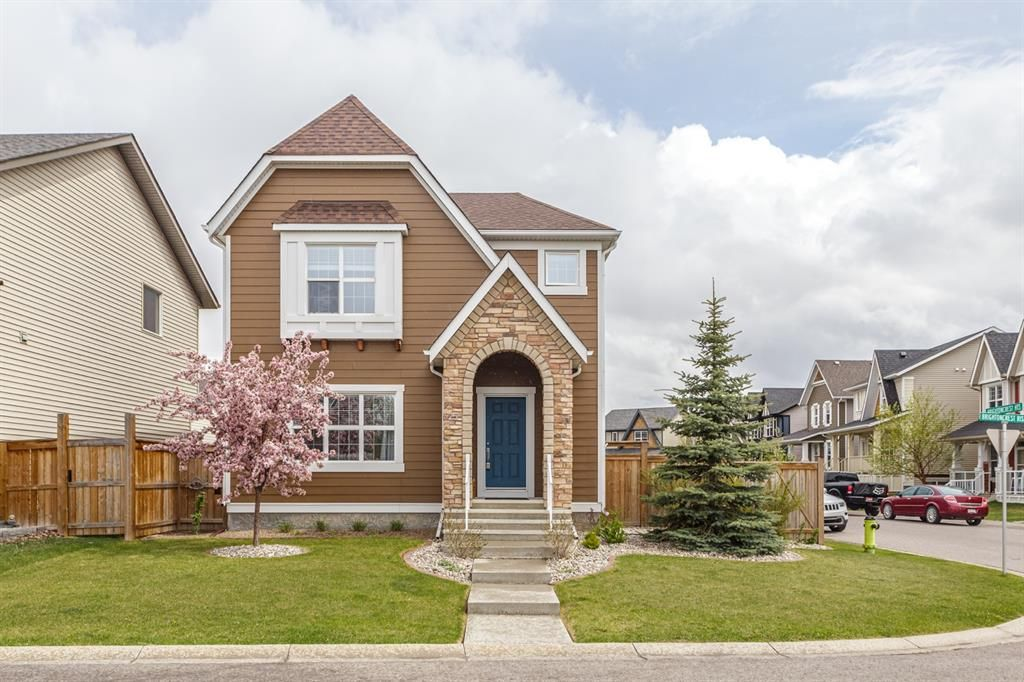 Main Photo: 25 BRIGHTONCREST Rise SE in Calgary: New Brighton Detached for sale : MLS®# A1110140
