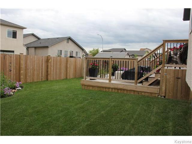 Photo 18: Photos: 158 Audette Drive in Winnipeg: Canterbury Park Residential for sale (3M)  : MLS®# 1618737