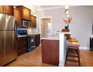 "Photo 5: 311 12268 224TH Street in Maple_Ridge: East Central Condo for sale in ""STONEGATE"" (Maple Ridge)  : MLS®# V701634"