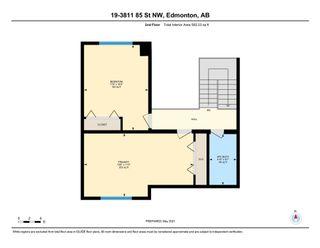 Photo 5: 19 3811 85 Street in Edmonton: Zone 29 Townhouse for sale : MLS®# E4246940