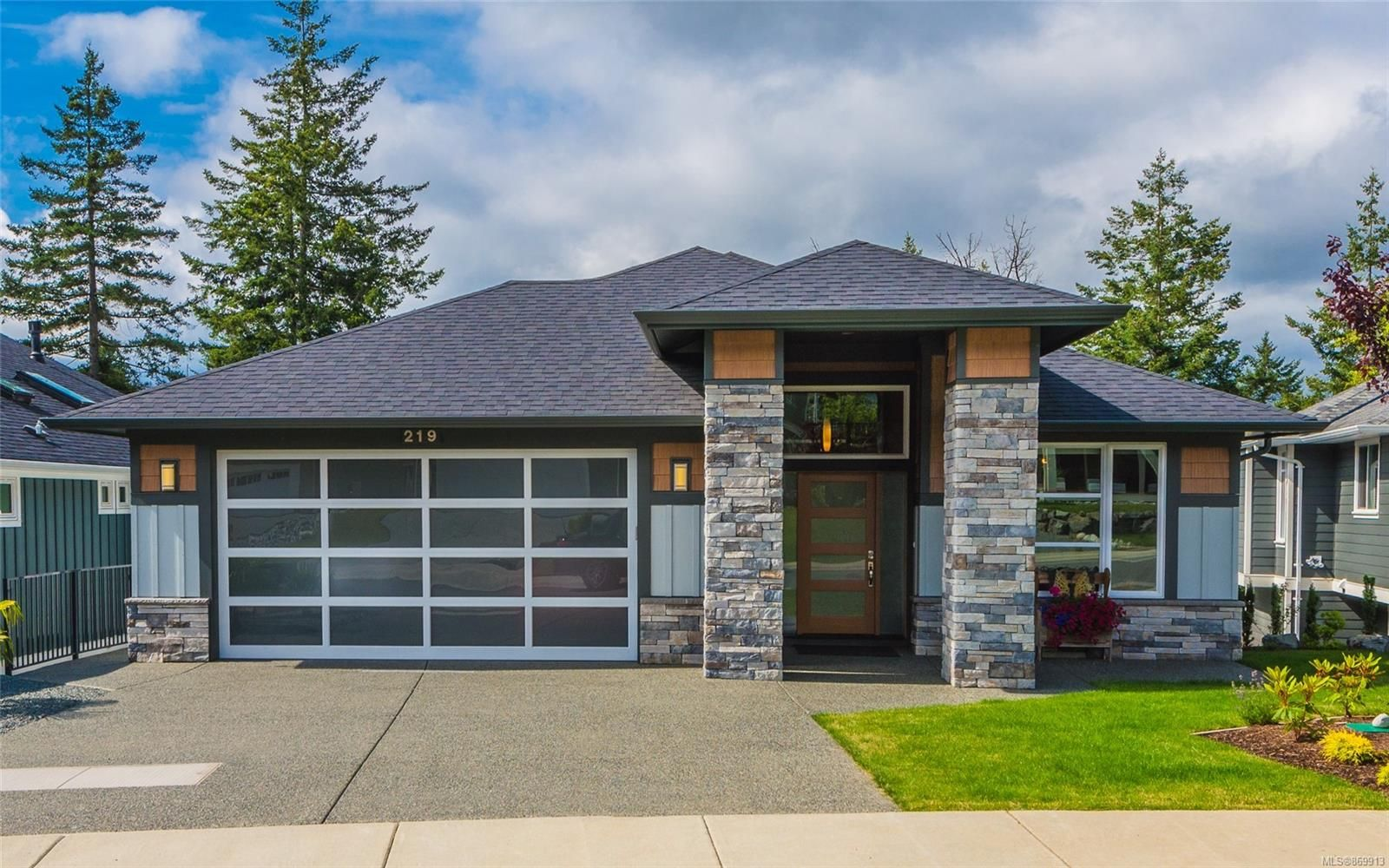 Main Photo: 219 Linstead Pl in : Na North Nanaimo House for sale (Nanaimo)  : MLS®# 869913