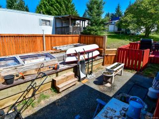 Photo 35: 50 1160 Shellbourne Blvd in CAMPBELL RIVER: CR Campbell River Central Manufactured Home for sale (Campbell River)  : MLS®# 829183