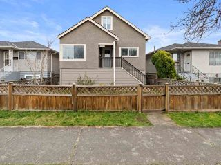 Photo 1: 6082 FLEMING Street in Vancouver: Killarney VE House for sale (Vancouver East)  : MLS®# R2562131