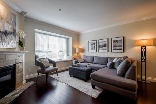 """Photo 4: 8435 JELLICOE Street in Vancouver: South Marine Townhouse for sale in """"Fraserview Terrace"""" (Vancouver East)  : MLS®# R2570044"""