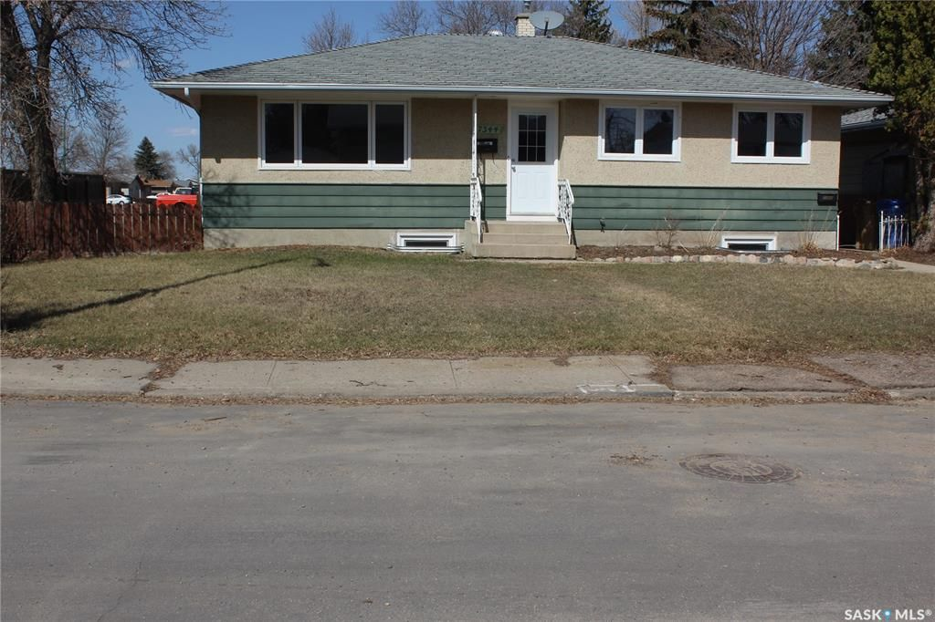 Main Photo: 7344 6th Avenue in Regina: Dieppe Place Residential for sale : MLS®# SK849341