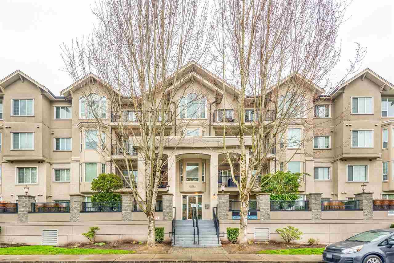 Main Photo: 111 20281 53A Avenue in Langley: Langley City Condo for sale : MLS®# R2561841