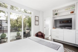 """Photo 12: 3171 QUEBEC Street in Vancouver: Mount Pleasant VE Townhouse for sale in """"Q16 - Quebec/16th"""" (Vancouver East)  : MLS®# R2401940"""