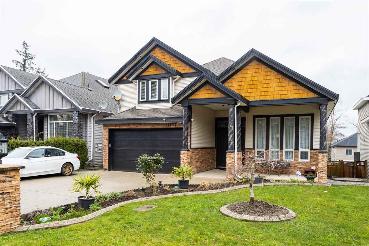 Main Photo: 11707 98 Avenue in Surrey: Royal Heights House for sale (North Surrey)  : MLS®# R2555095