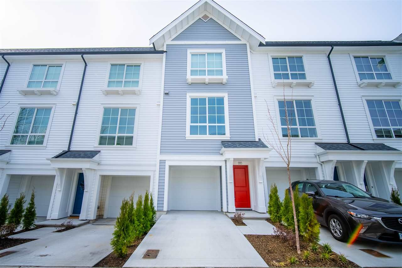 Main Photo: 62 2838 LIVINGSTONE Avenue in Abbotsford: Abbotsford West Townhouse for sale : MLS®# R2552472