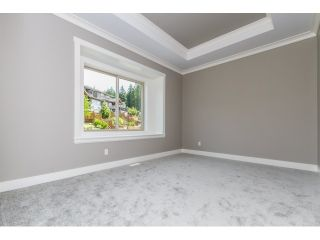 "Photo 15: 3415 DEVONSHIRE Avenue in Coquitlam: Burke Mountain House for sale in ""BURKE MOUNTAIN"" : MLS®# V1129186"