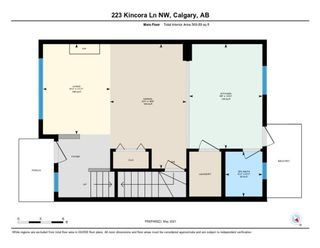 Photo 31: 223 KINCORA Lane NW in Calgary: Kincora Row/Townhouse for sale : MLS®# A1103507