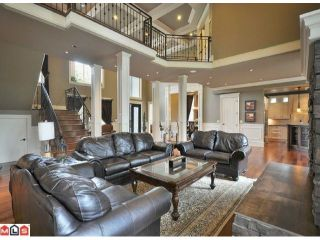 """Photo 3: 23157 80TH Avenue in Langley: Fort Langley House for sale in """"CASTLE HILL/FOREST KNOLLS"""" : MLS®# F1014538"""