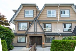 """Photo 1: 27 7333 TURNILL Street in Richmond: McLennan North Townhouse for sale in """"PALATINO"""" : MLS®# R2196878"""