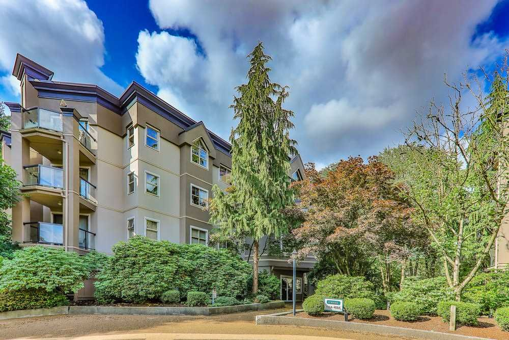 """Main Photo: 203A 2615 JANE Street in Port Coquitlam: Central Pt Coquitlam Condo for sale in """"BURLEIGH GREEN"""" : MLS®# R2391003"""