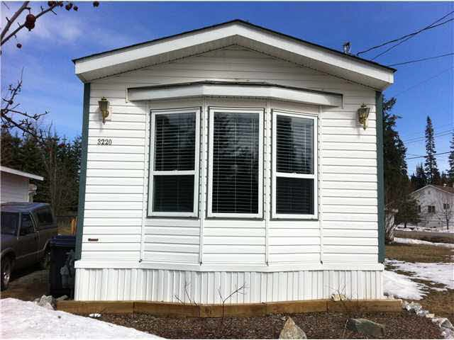 Main Photo: 3220 EDEN DRIVE in : Emerald Manufactured Home for sale : MLS®# N235237