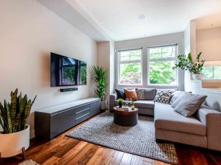 """Photo 5: 507 E 7TH Avenue in Vancouver: Mount Pleasant VE Townhouse for sale in """"Vantage"""" (Vancouver East)  : MLS®# R2472829"""