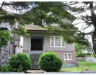 Photo 1: 440 W 17TH AV in Vancouver: Cambie House for sale (Vancouver West)  : MLS®# V538907