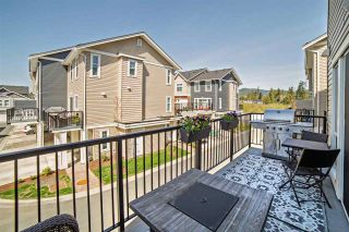 """Photo 18: 202 32789 BURTON Avenue in Mission: Mission BC Townhouse for sale in """"SILVER CREEK TOWNHOMES"""" : MLS®# R2261598"""