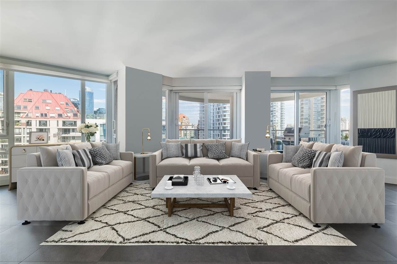 Main Photo: 1904 1020 HARWOOD STREET in Vancouver: West End VW Condo for sale (Vancouver West)  : MLS®# R2528323