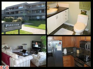 """Photo 1: 201 15272 19TH Avenue in Surrey: King George Corridor Condo for sale in """"BAKERVIEW PARK"""" (South Surrey White Rock)  : MLS®# F1007989"""