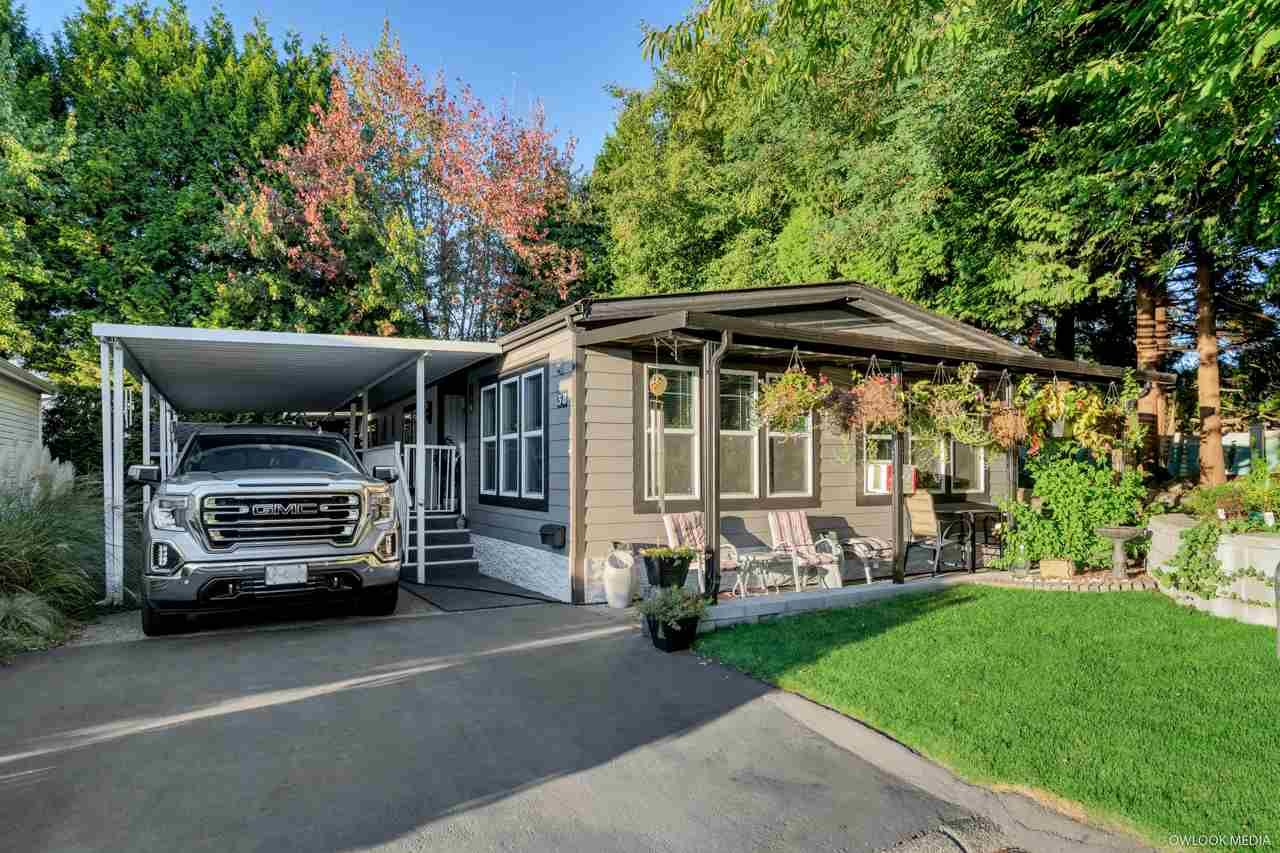 Main Photo: 38 13507 81 AVENUE in Surrey: Queen Mary Park Surrey Manufactured Home for sale : MLS®# R2501558