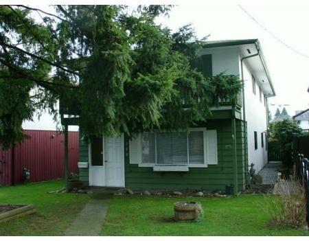 Main Photo: 1722 PRAIRIE AV in Port Coquitlam: House for sale (Canada)  : MLS®# V577851