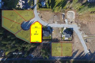 """Photo 1: 3120 CHESTNUT Crescent: Anmore Land for sale in """"Bella Terra by the Lake"""" (Port Moody)  : MLS®# R2544132"""