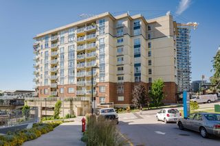 """Photo 1: 209 200 KEARY Street in New Westminster: Sapperton Condo for sale in """"The Anvil"""" : MLS®# R2595937"""