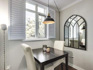 """Photo 8: 201 2665 W BROADWAY in Vancouver: Kitsilano Condo for sale in """"MAGUIRE BUILDING"""" (Vancouver West)  : MLS®# R2580256"""