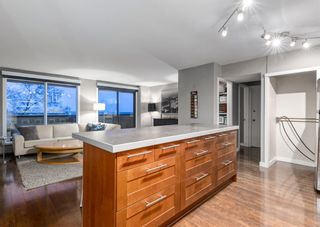 Photo 6: 701 300 MEREDITH Road NE in Calgary: Crescent Heights Apartment for sale : MLS®# A1083001