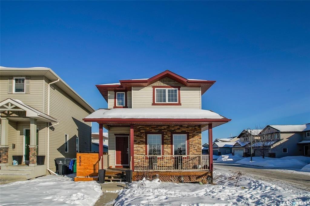 Main Photo: 531 Gordon Road in Saskatoon: Stonebridge Residential for sale : MLS®# SK840104