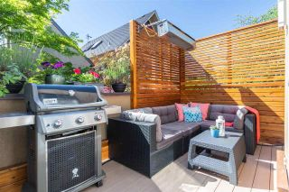 Photo 11: 1358 CYPRESS STREET in Vancouver: Kitsilano Townhouse for sale (Vancouver West)  : MLS®# R2459445