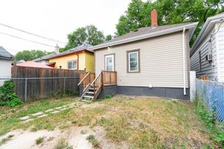 Photo 36: 756 Boyd Avenue in Winnipeg: North End Residential for sale (4A)  : MLS®# 202118382