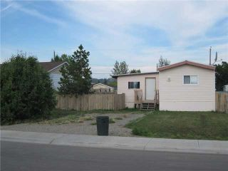 """Photo 1: 10671 102ND Street: Taylor Manufactured Home for sale in """"TAYLOR"""" (Fort St. John (Zone 60))  : MLS®# N228325"""