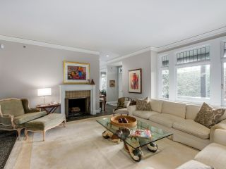 """Photo 2: 1496 MATTHEWS Avenue in Vancouver: Shaughnessy Townhouse for sale in """"BRIGHOUSE MANOR"""" (Vancouver West)  : MLS®# R2418292"""