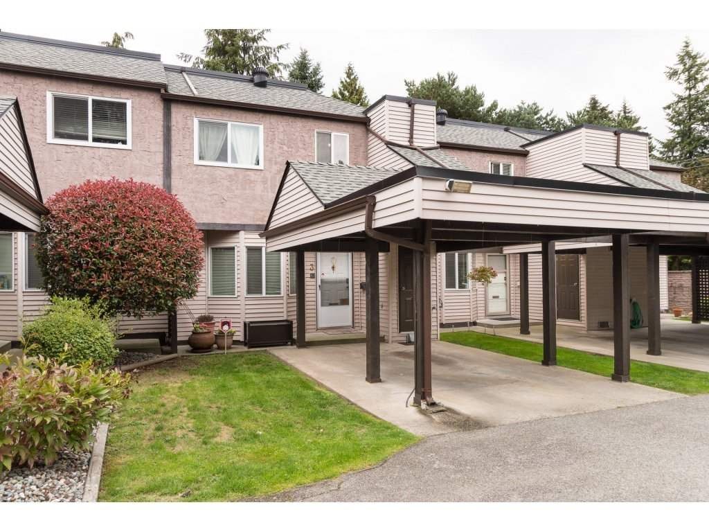 "Main Photo: 3 7551 140 Street in Surrey: East Newton Townhouse for sale in ""GLENVIEW ESTATES"" : MLS®# R2307965"