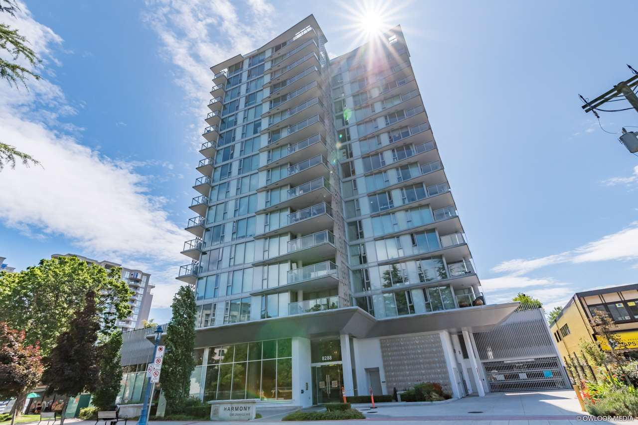 """Main Photo: 1107 8288 GRANVILLE Avenue in Richmond: Brighouse South Condo for sale in """"HARMONY"""" : MLS®# R2551286"""