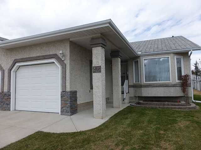 Main Photo: 205 ARBOUR CLIFF Close NW in CALGARY: Arbour Lake Residential Attached for sale (Calgary)  : MLS®# C3614284