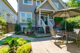 """Photo 35: 22961 BILLY BROWN Road in Langley: Fort Langley Condo for sale in """"BEDFORD LANDING"""" : MLS®# R2482355"""